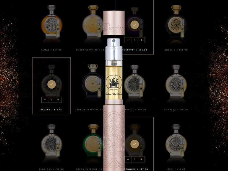 Travel Sprays by Boadicea the Victorious