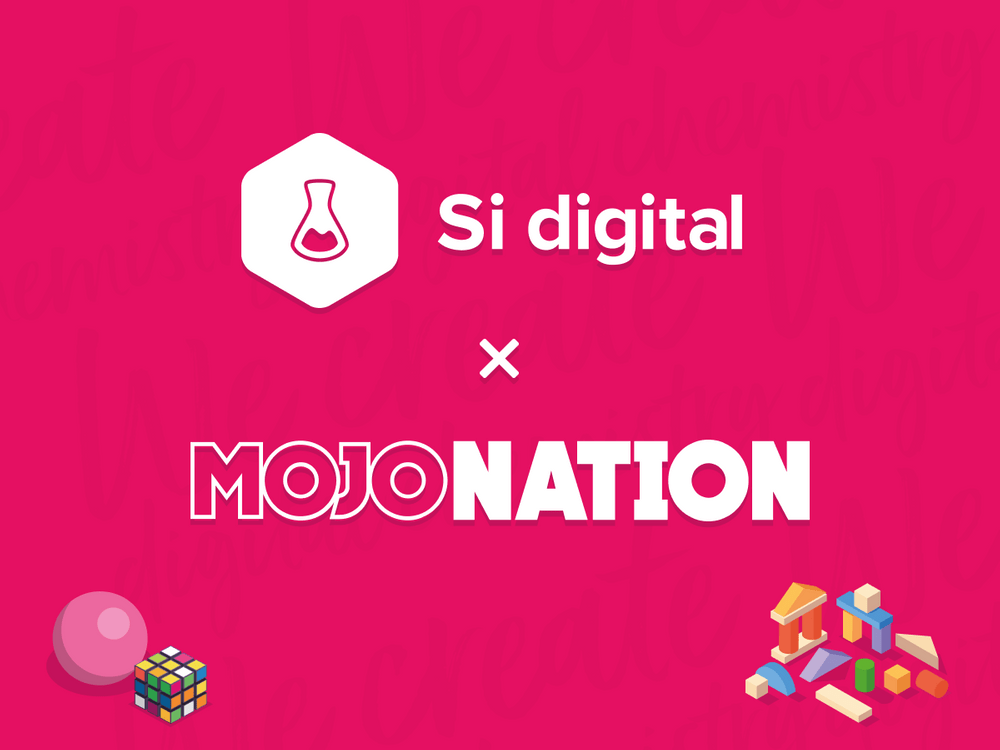 Si digital sponsors Mojo Nation 100
