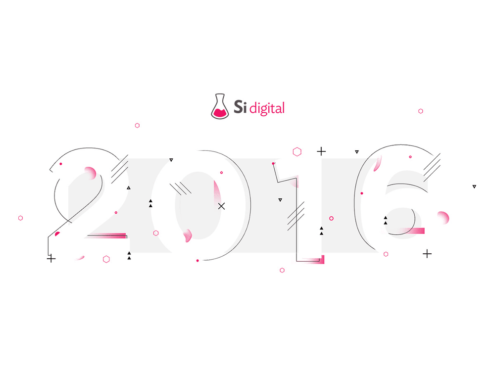 2016 with si digital above