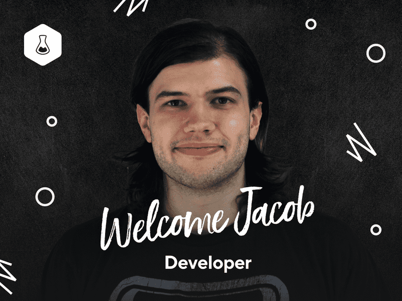 Welcome Jacob web developer